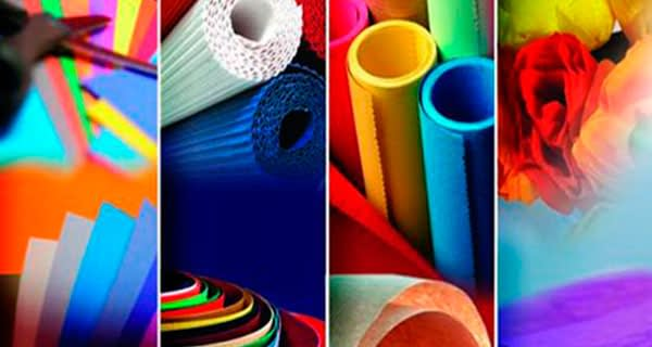 tipos de papel para imprenta