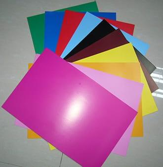 Tipo de papel satinado para imprenta