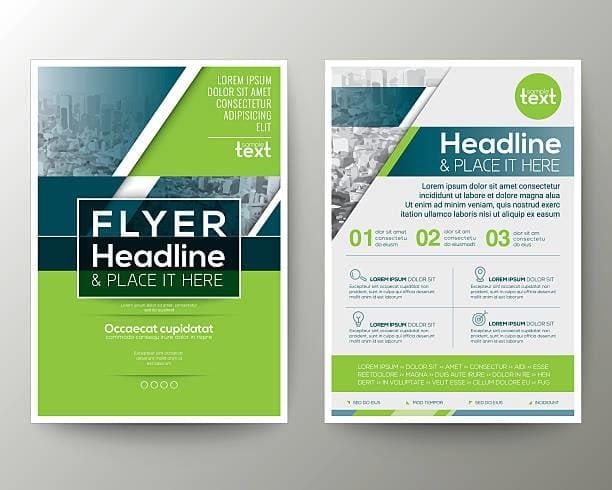 Diseñar flyers: consejos sobre cómo diseñarlo